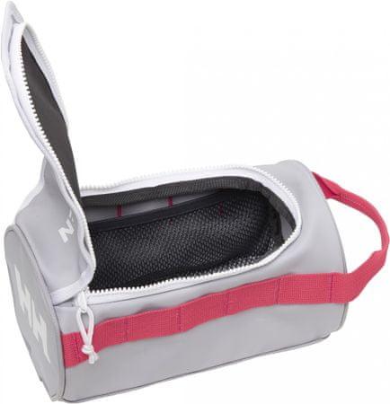 Helly Hansen HH Wash Bag 2 Silver Grey