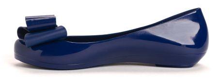 Zaxy ženske balerinke Pop bow 35/36 modra