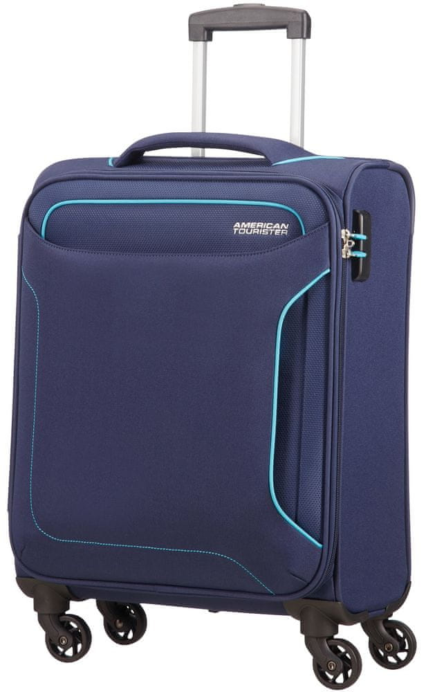 American Tourister Holiday Heat Spinner 55, Navy