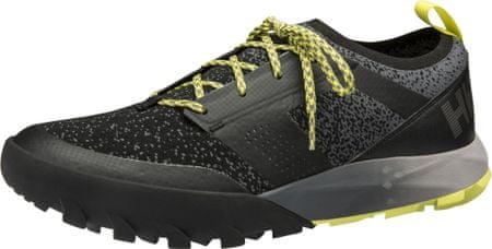 Helly Hansen moški čevlji Loke Dash Black/Charcoal/Silver, 42, črno sivi