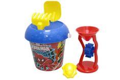 Adriatic set za peskovnik Spiderman z mlinom (765), 20 cm