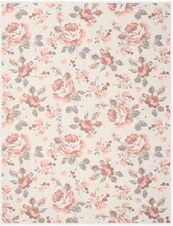 Biederlack odeja British Romance Leeds, 150 x 200 cm