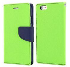 Havana preklopna torbica Fancy Diary za Samsung Galaxy S7 Edge G935, zeleno modra