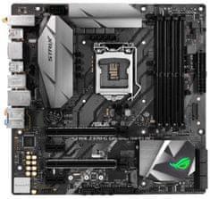 Asus osnovna plošča ROG STRIX Z370-G Gaming, WiFi, DDR4, SATA3, USB3.1Gen2, LGA1151, mATX