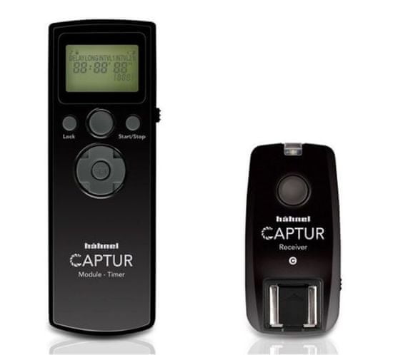 Hähnel bežični daljinski okidač Captur Timer Kit (za Olympus i Panasonic)