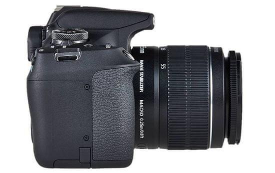 Canon fotoaparat EOS 2000D s objektivom EFS 18-55IS