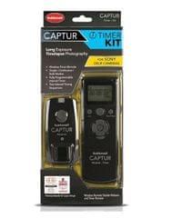Hähnel brezžično daljinsko prožilo Captur Timer Kit (za Sony)