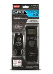 Hähnel brezžično daljinsko prožilo Captur Timer Kit (za Nikon)