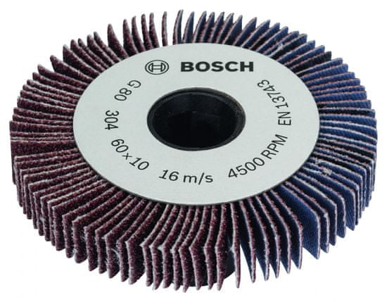 Bosch lamelni valjak, 10 mm, zrnatost 80 (1600A0014Y)