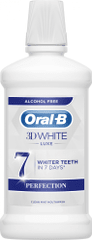 Oral-B White Luxe Perfection Ústna voda 500 ml