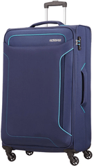 American Tourister Holiday Heat Spinner79 modrá - rozbaleno