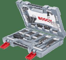 Bosch 105-delni Premium komplet nastavkov, vijaki/svedri (2608P00236)