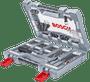 1 - Bosch 105-delni Premium komplet nastavkov, vijaki/svedri (2608P00236)