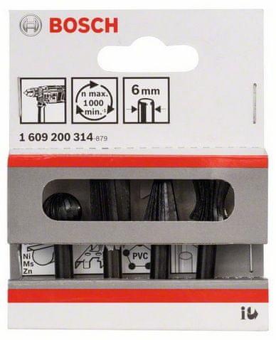 Bosch 4-delni komplet prostoročnih rezkarjev (1609200314)