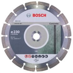 Bosch diamantna rezalna plošča Professional for Concrete 230 x 22 mm (2608602200)