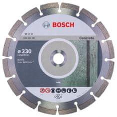 Bosch diamantna rezalna plošča Professional for Concrete 230 x 22 mm (2608602200)