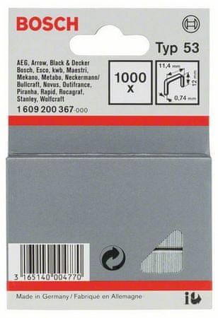 Bosch tanka žična sponka tip 53 (1609200367)