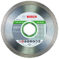Bosch diamantna rezalna plošča Professional for Ceramic 115 x 22 mm (2608602201)