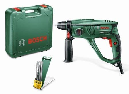 Bosch vrtalno kladivo PBH Universal + 2 svedra + 2 dleti (06033A9307)