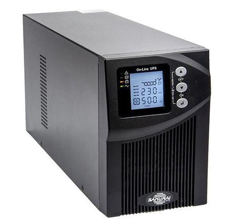 Samurai Power UPS brezprekinitveno napajanje TC 1000 PF08, Online Tower 1000VA/800W
