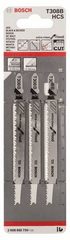 Bosch list za vbodno žago T 308 B (2608663750)