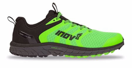 Inov-8 tekaški čevlji PARKCLAW 275, črno/zeleni, 44,5