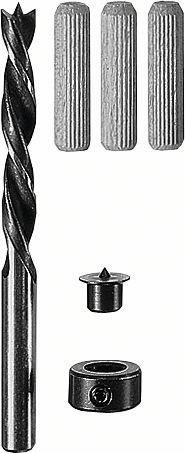Bosch 32-delni komplet lesenih moznikov (2607000542)