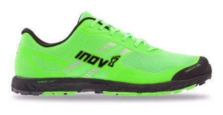 Inov-8 moški tekaški čevlji TRAILROC 270 (M) črno/zeleni, 46,5