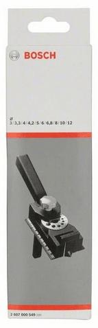 Bosch šablona za nastavljanje lukenj za moznike (2607000549)