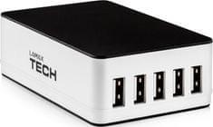 LAMAX Tech USB Smart Charger 6.5A (5x USB)