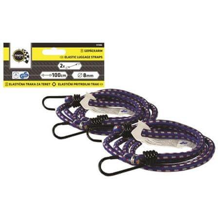 Finish Line elastična vrv, 2x100 cm