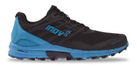 Inov-8 moški tekaški čevlji TRAILTALON 290 (M), črno/modri, 44