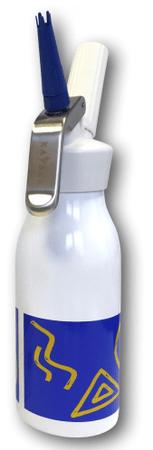 Kayser steklenica za pripravo smetane CHANTILLY, 0,5l, maji