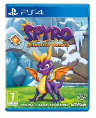 Activision Spyro Reignited: Trilogy (PS4)
