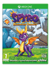 Activision Spyro Reignited: Trilogy (Xbox One)