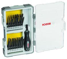Bosch 37-delni komplet izvijačev z ročajem (2607017320)