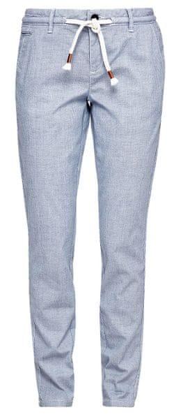 s.Oliver dámské kalhoty 40/32 světle modrá