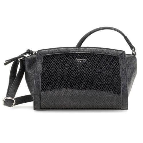 f8420f9273 Tamaris Crossbody kabelka Jimmy Crossbody Bag 1497162-098 Black comb.