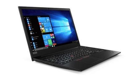 Lenovo prenosnik ThinkPad E580 i3-8130U/4GB/SSD256GB/FHD15,6/W10P (20KS007ASC)