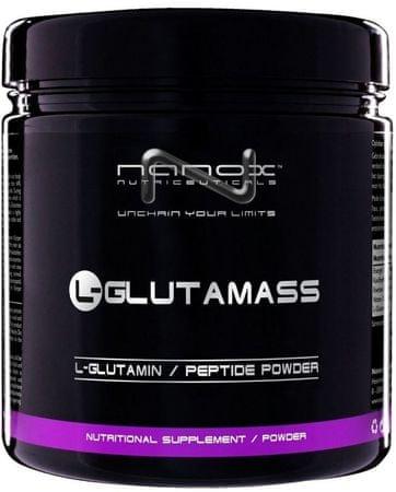 Nanox glutamin L-Glutamass