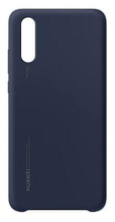 Huawei Huawei Silicon Case Pouzdro pro P20, tmavě modrá