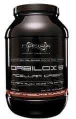 Nanox kazein, beljakovine s postopnim sproščanjem Orbilox 8, čokolada, 900 g