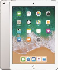 Apple iPad Wi-Fi + Cellular 128GB, Silver 2018 (MR732FD/A)