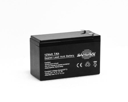 Samurai Power UPS baterija 7 Ah, 12 V