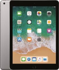 Apple iPad Wi-Fi 128GB, Space Grey 2018 (MR7J2FD/A)