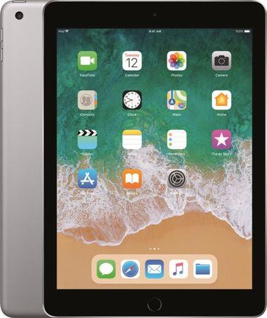 Apple iPad 2018, 32GB, Wi-Fi (MR7F2FD/A) - Space Grey