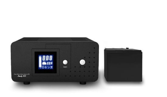 Well rezervno napajanje za ogrevalne sisteme HEAT PSU-500 + 40 Ah baterija