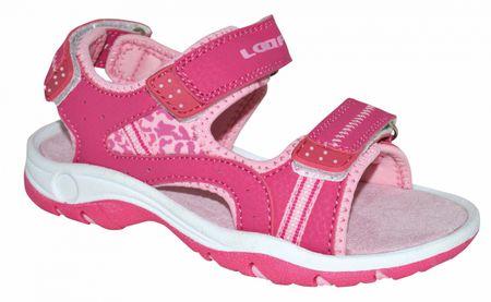 Loap COPASA dívčí sandály 28 růžová