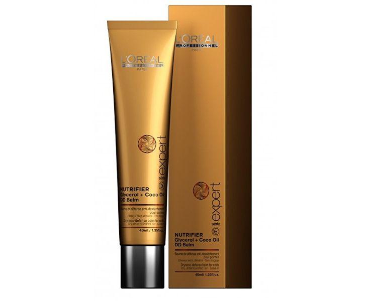 Loreal Professionnel Vyživující balzám pro suché vlasy Nutrifier DD Balm (Dryness-defense Balm For Ends) 40 ml