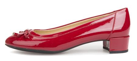 Geox baleriny damskie Carey 39 czerwone